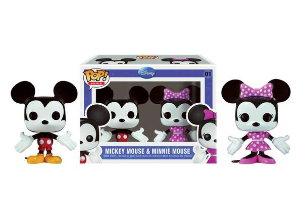 funko pop mickey mouse mini