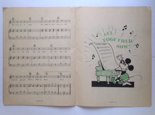 First Mickey Mouse Book