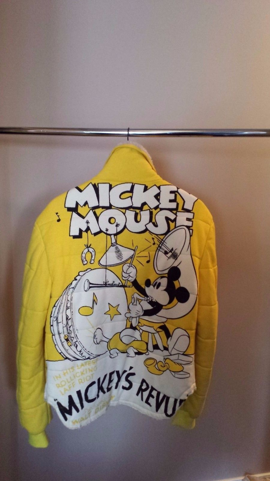 Mickey Mouse Dolce and Gabbana Jacket